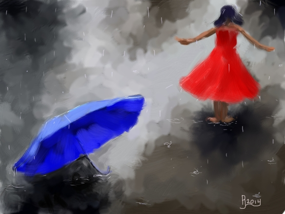 Get Out Into the Rain